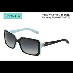 Tiffany & Co. Victoria TF Sunglasses with case